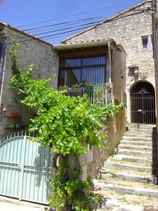 Photo for Charming house in the historical center of Villeneuve lès Avignon.