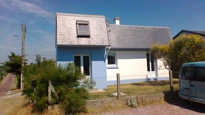 Photo for House 2nd line 10 meters from the sea-free wifi