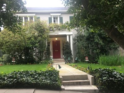 Photo for Charming, Spacious Los Feliz Colonial Near Griffith Park, Shopping And Dining
