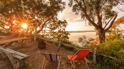 Photo for Amazing waterfront views, scenery, bird-life, free kayaks & private jetty
