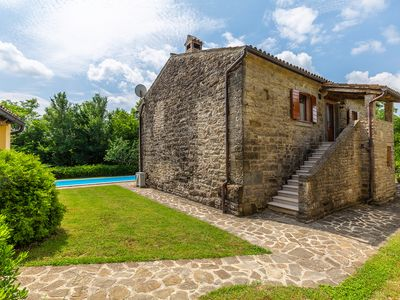"""Photo for The charming stone house """"Casa Borut 1865"""" in Istria with private pool"""