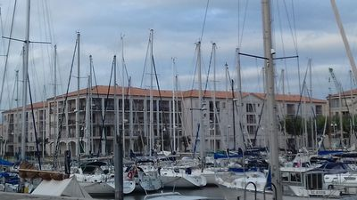 Photo for For rent Furnished studio (spa and leisure) marina of Rochefort)