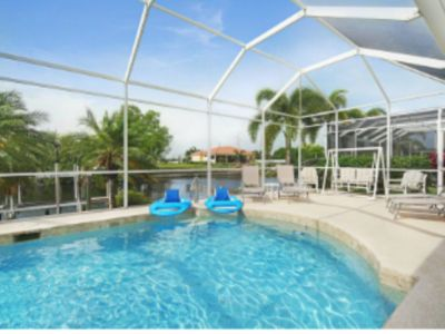 Photo for Southern Exposure Pool meets Gulf Access Canal