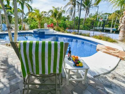 Photo for Reduced Rates 25% OFF! Boat Dock, Basketball Court, pool!