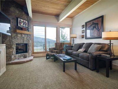 Photo for W3224 by Mountain Resorts ~ Short Walk to Mountain Village! Pool & Hot Tubs!