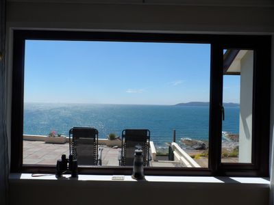 Photo for Driftwood No.7 Spectacular sea views