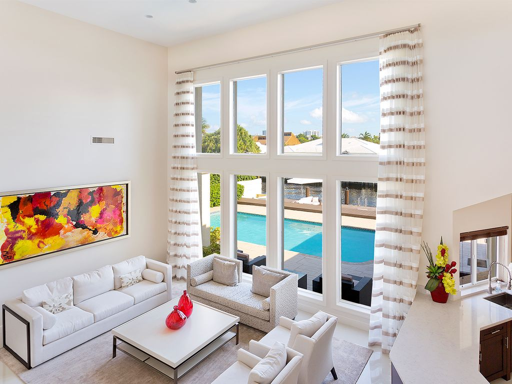 The Pearl of Fort Lauderdale - Contemporary... - HomeAway