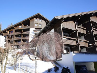 Photo for Apartment in the centre of ski resort within walking distance of ski lift and thermal baths