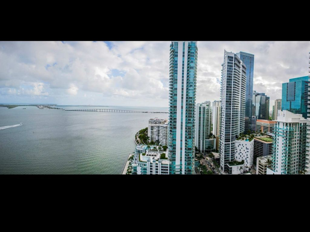 Luxury Living in this 29th Floor, Alluring, Oceanview Brickell Condo - Near Downtown & South Beach