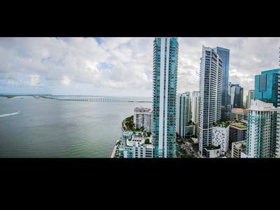 Photo for Luxury Living on the 29th Floor - Direct Ocean Views Near Downtown & South Beach