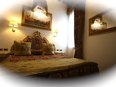 Photo for Splendid Star ... San Marco Square Apt. - All inclusive Options. No Extras - WiFi
