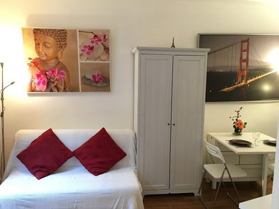 Photo for Apartment 1.3 km from the center of Paris with Lift (444609)