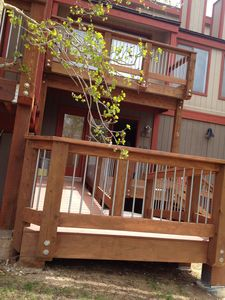 Photo for 3 BD, 2 BA, + bonus loft, Handicap Accessible Townhome in Breckenridge