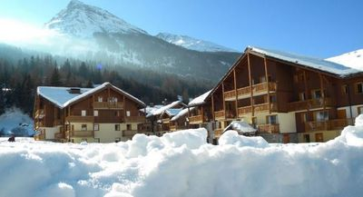Photo for Ski Apartment in Val Cenis ( France-Alpes-Savoie)