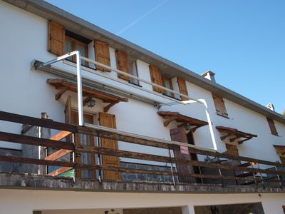 Photo for 2BR Apartment Vacation Rental in Villanoce, Liguria