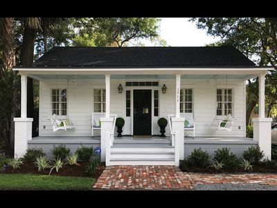 King Street Cottage is the perfect low country getaway!