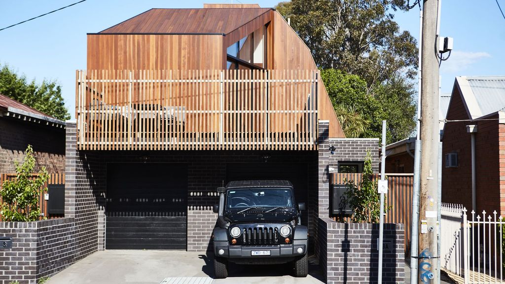 3 Level Architecturally Designed Richmond House