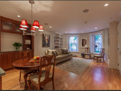 Photo for Five Star Experience. Location! Live like a local in this classic brownstone
