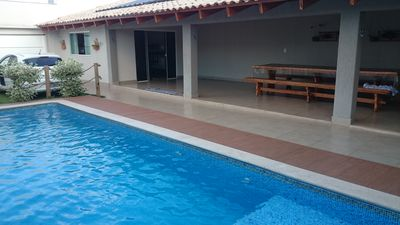 Photo for rental family or business accommodation in uberlândia