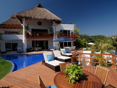 Photo for Exquisite Presidential Beachfront Villa With Pool In A Resort - Indulge Yourself