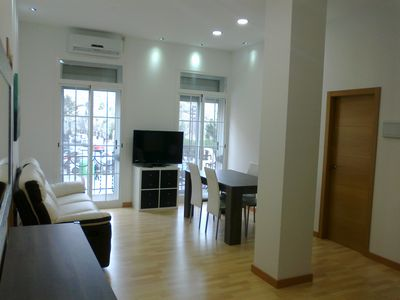 Photo for APARTMENT WITH WIFI NEAR TRAIN STATION AVE