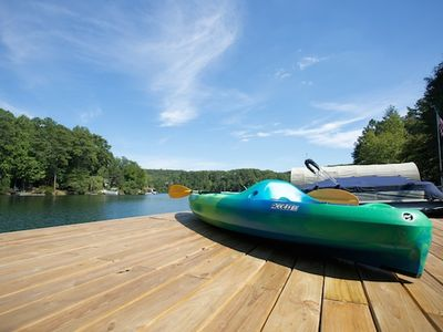 Photo for Clear Water Cove, 5800 Sq. Feet Of Relaxation &  Deep water off the dock-TOYS!