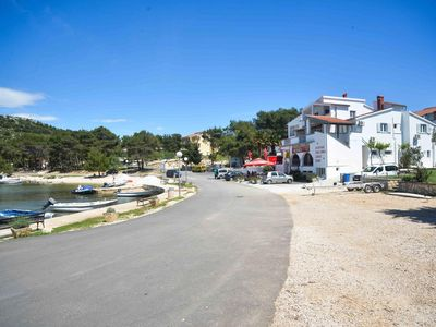 Photo for Apartment in Drage (Biograd), capacity 4+0