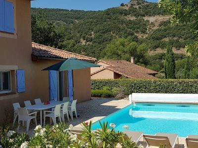 Photo for 4BR Villa Vacation Rental in Les Mazes