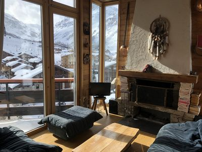 Photo for Apartment/ flat - Val d''Isère Luxury Apartment, 2  rooms,