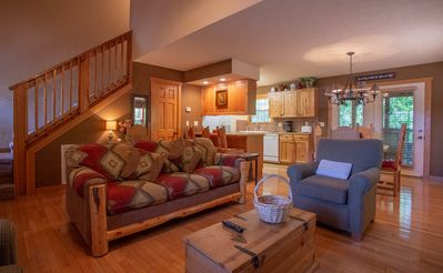 Photo for Beary Cozy Cabin - Pet Friendly 1 bedroom, 1 bath lodge at Stonebridge Resort