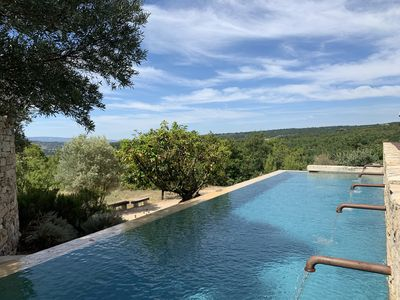 Photo for Small Typical Provencal House with Pool in Luberon