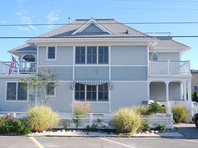 Photo for Beach Haven, 4 bedrooms w/pool.  Quick Walk to Bay Village