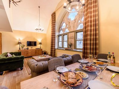 Photo for Highland Club Direct Property - Talisker apartment in Monastery on Loch Ness -  WiFi - Swimming Pool