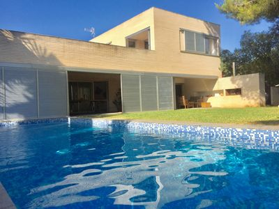 Photo for Spectacular house on the so-called Golden Mile of Denia, 100 meters from the beach.