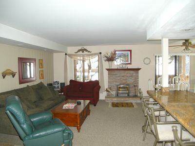 Photo for An inviting corner condo, perfect for the quick (or long) getaway #115