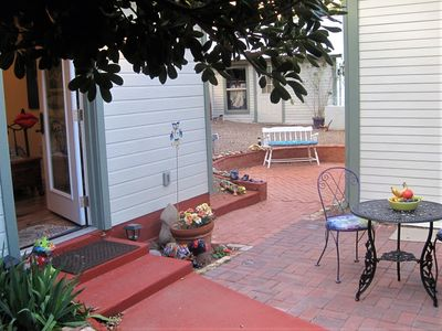 Photo for Adorable Casita Chiquita--brand new yet with Old World charm.Walk to all the fun
