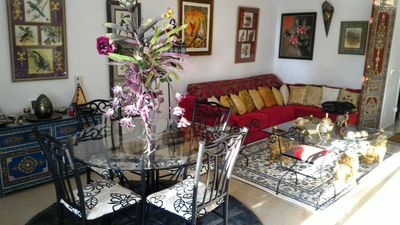 Photo for RENT APARTMENT FURNISHED IN 1 RESIDENCE STANDNG AND TRANQUILLE.