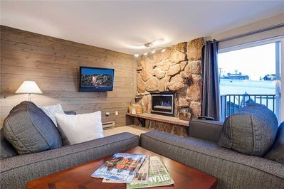 Slopeside Condo