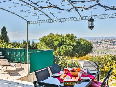 Photo for MAS DES OLIVIERS  II AP2067 by RIVIERA HOLIDAY HOM - Apartment for 6 people in Nice