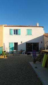 Photo for New house, garden, pool in the Herault valley