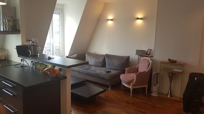 Photo for 38 square meters appartment 10 minutes from Paris center