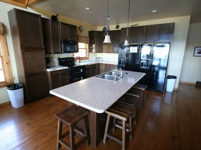 Photo for Sleeps 22 People/6 Bedroom/Private Hot Tub/Lake Front/Resort Amenities FREE