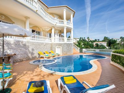 Photo for A fantastic 5 bedroom luxury villa located close to some spectacular beaches