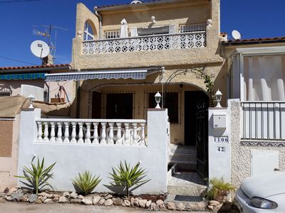 Photo for Holiday house in the center of La Marina. San Fulgencio