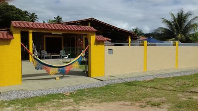 Photo for House on Ipioca Beach in Maceió - AL - Typical Summer 200 mts from the sea.