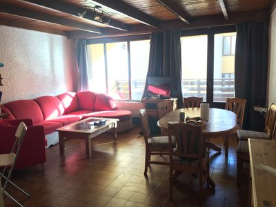 Photo for Tic Tac less than 100j Opening tracks PRALOUP Family apartment 7 pers + WIFI