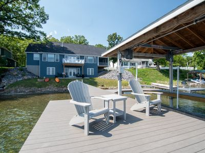 Photo for New Blue Lake House in the Heart of the Finger Lakes