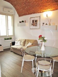 Photo for Between Ponte Vecchio And Piazza Signoria, Beautiful Historic Apartment, 2Br,2Ba