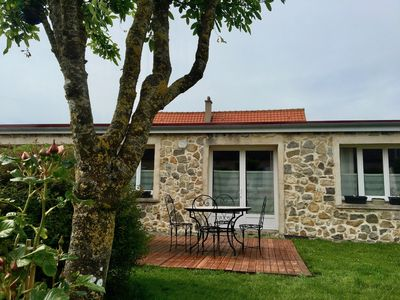 Photo for Beautiful Cottage 3 stars, completely renovated, close to the countryside / sea, 4 places