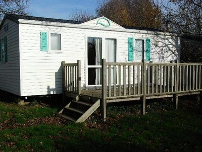 Photo for Camping Beauchêne - Mobile Home 3 Rooms 6 People